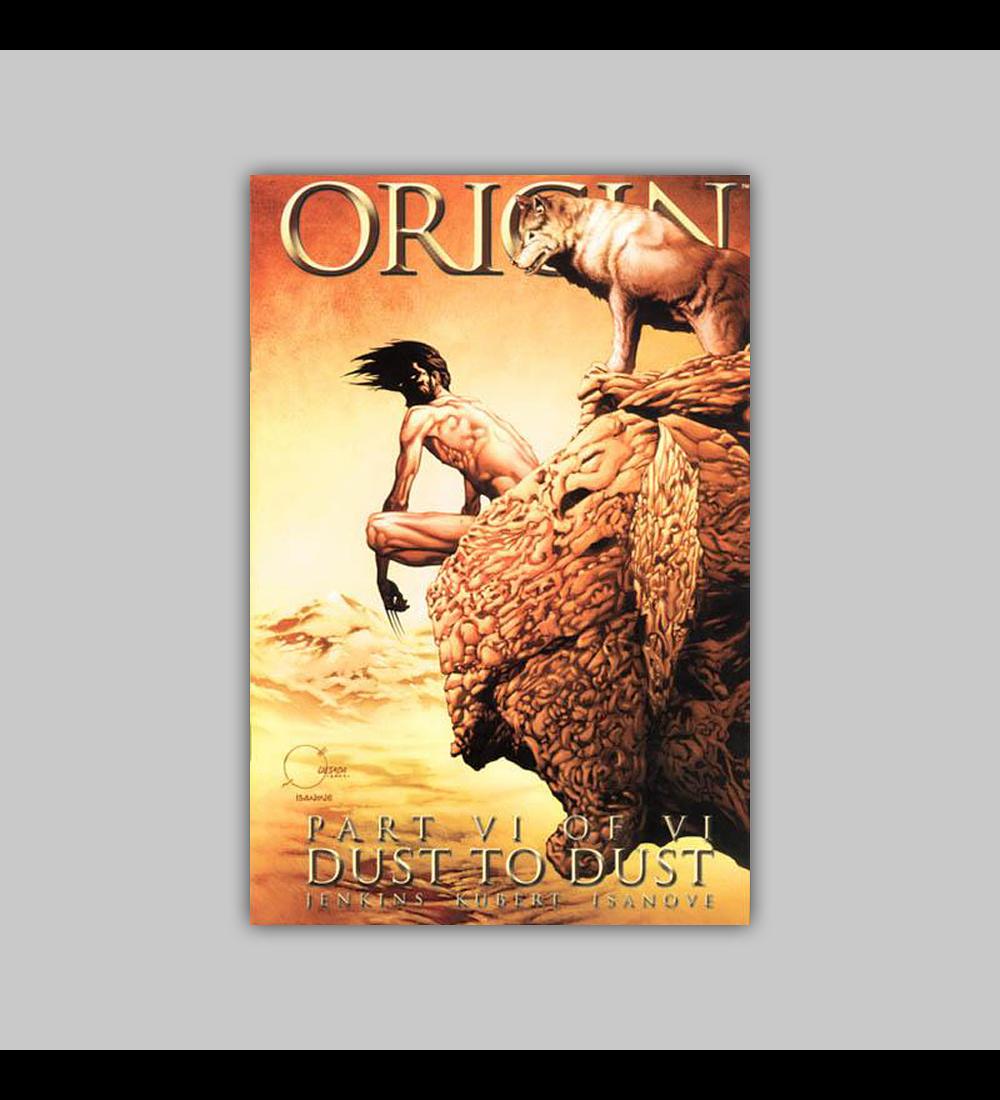Origin 6 2002
