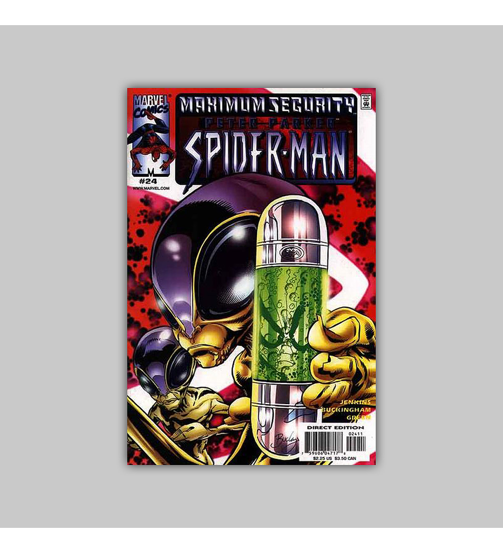 Peter Parker: Spider-Man (Vol. 2) 24 2000