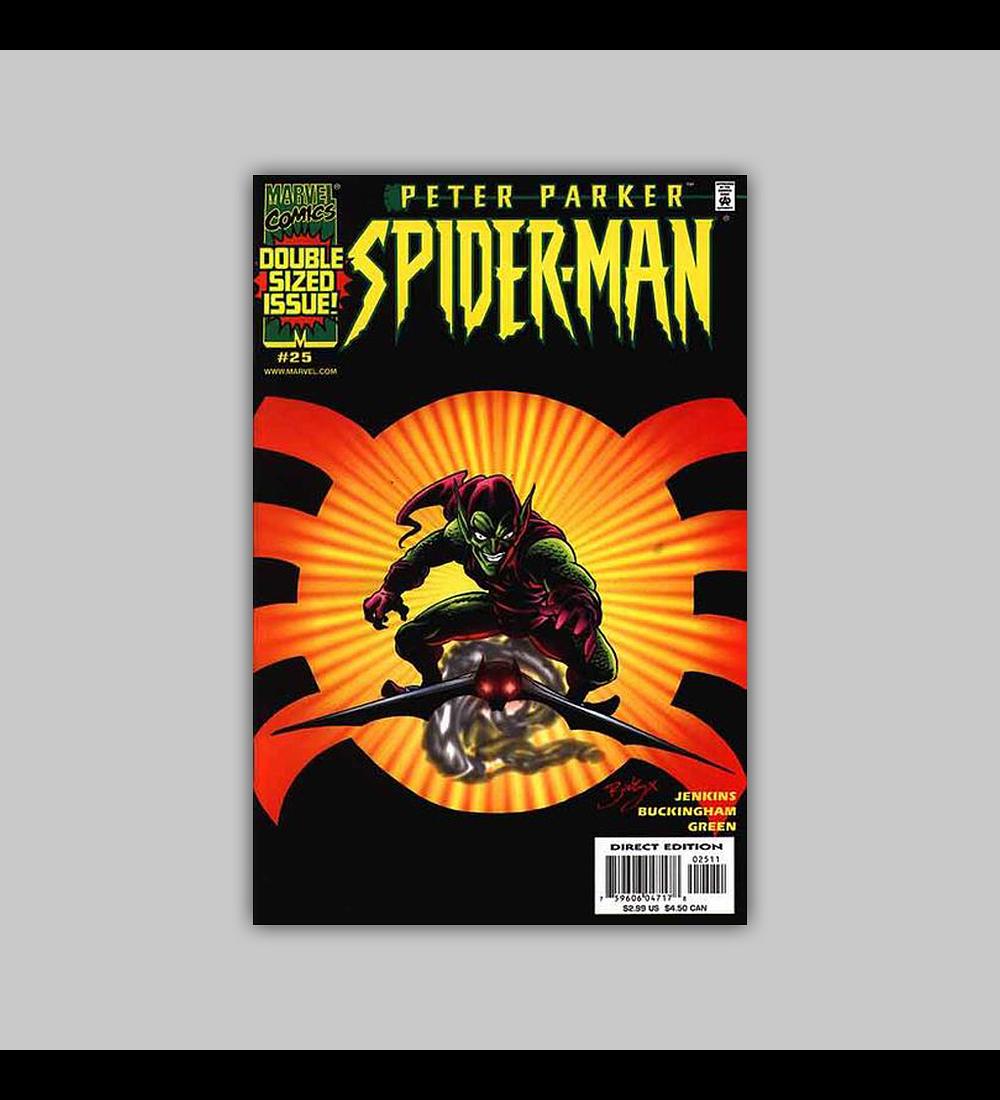 Peter Parker: Spider-Man (Vol. 2) 25 2001