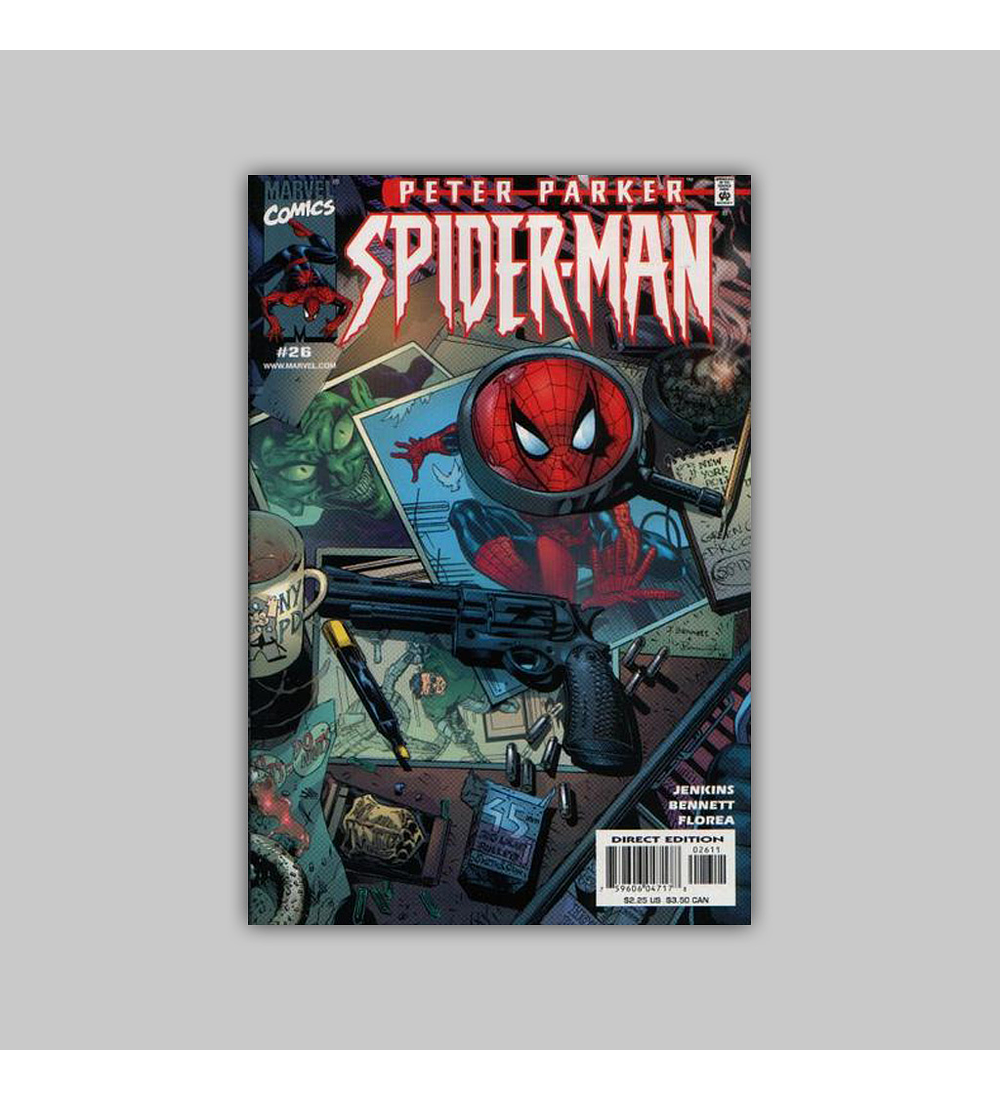 Peter Parker: Spider-Man (Vol. 2) 26 2001
