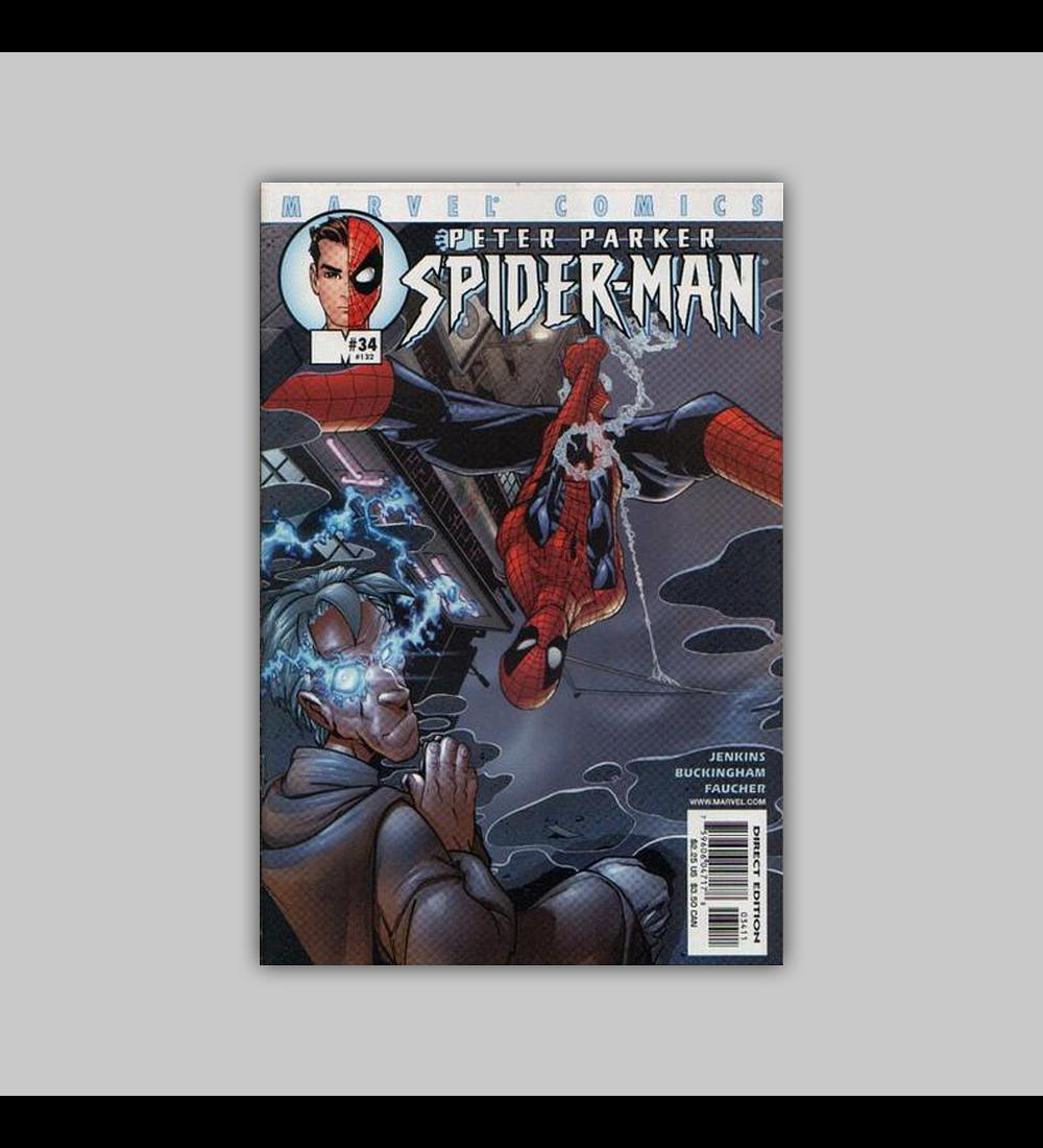 Peter Parker: Spider-Man (Vol. 2) 34 2001