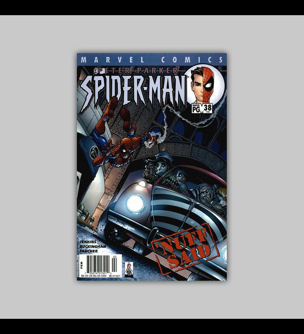 Peter Parker: Spider-Man (Vol. 2) 38 2002