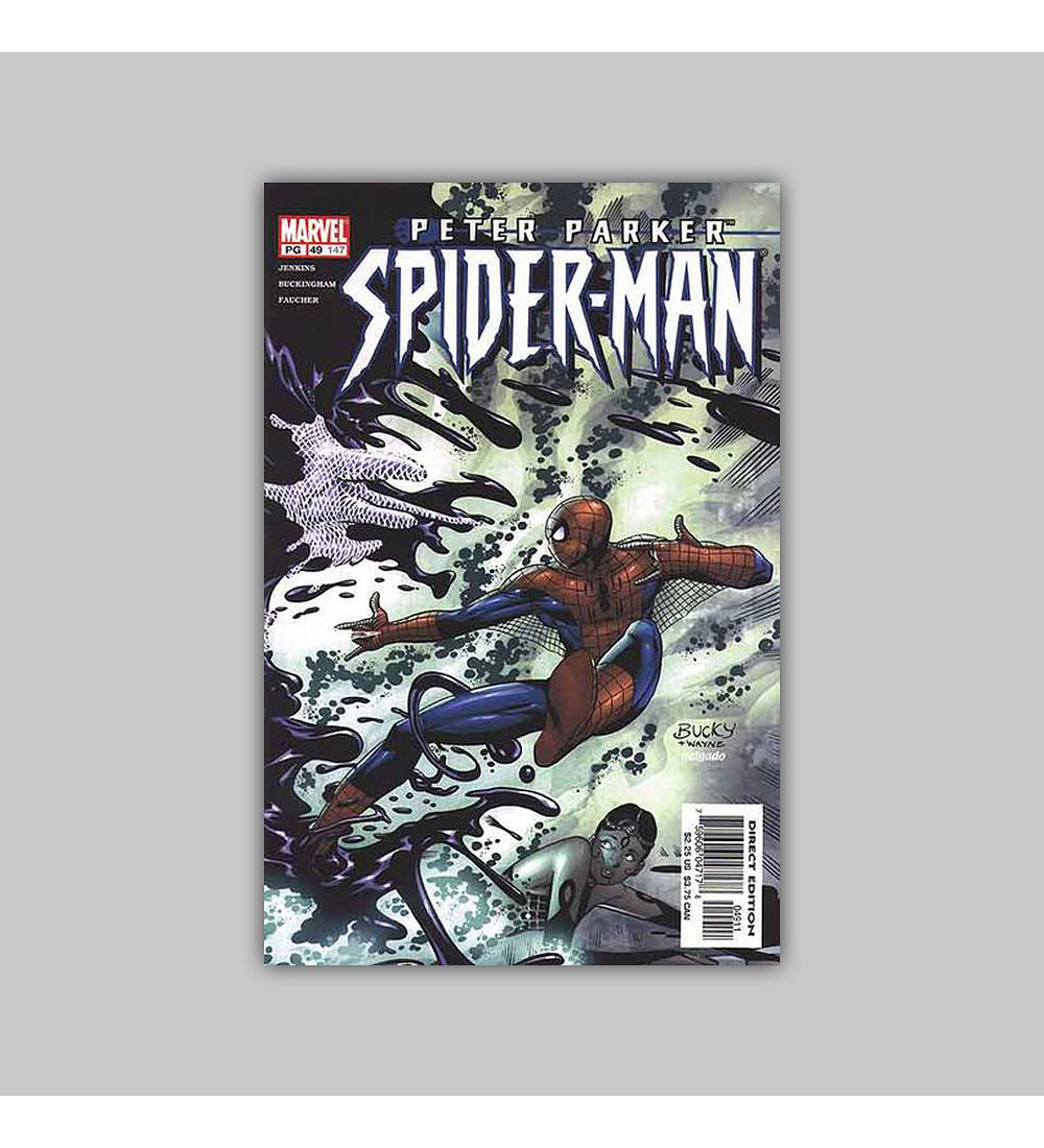 Peter Parker: Spider-Man (Vol. 2) 49 2002
