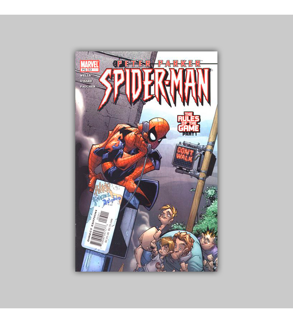 Peter Parker: Spider-Man (Vol. 2) 53 2003