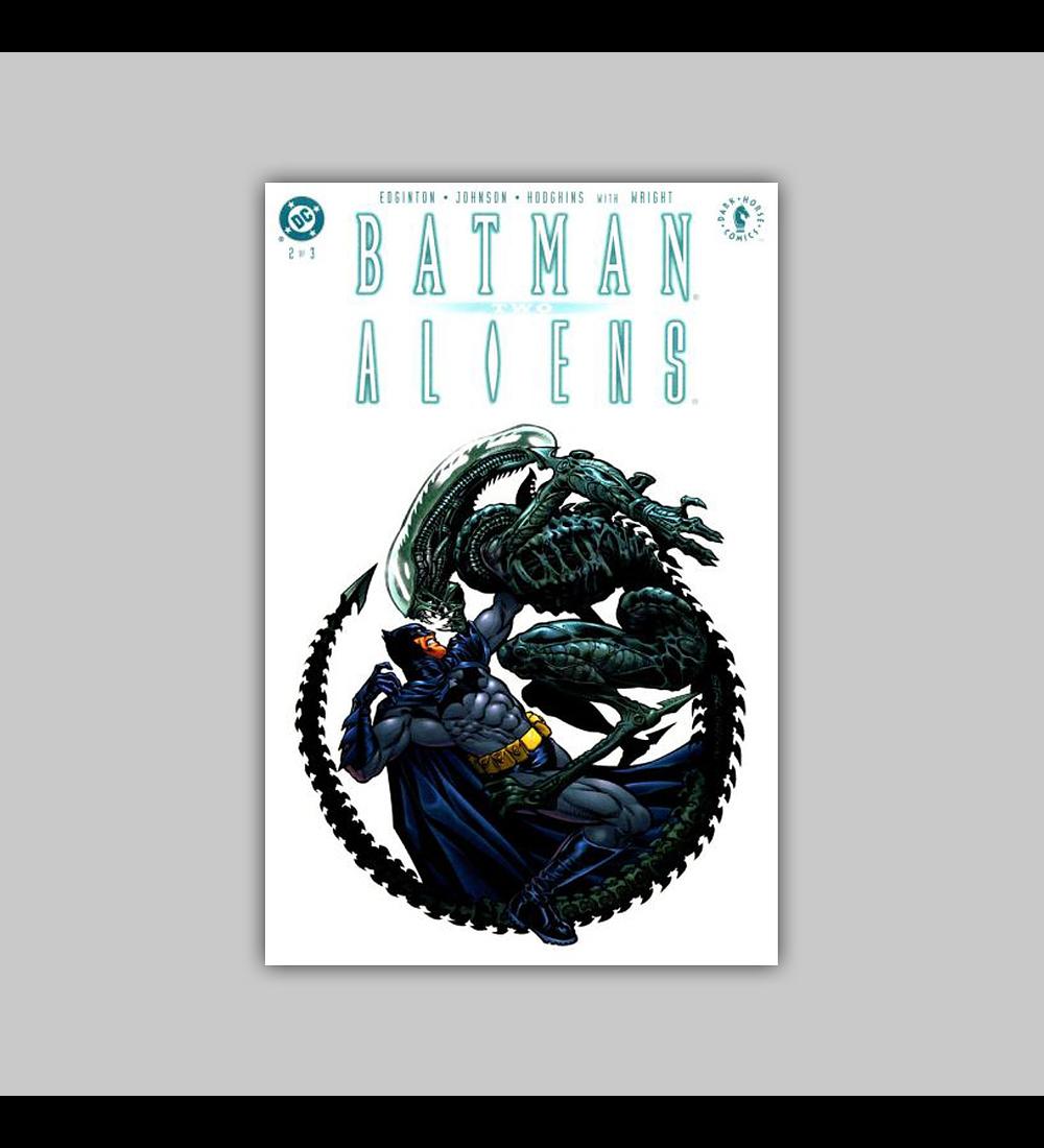 Batman/Aliens II 2 2003