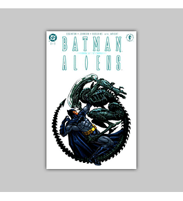 Batman/Aliens II 2 2003