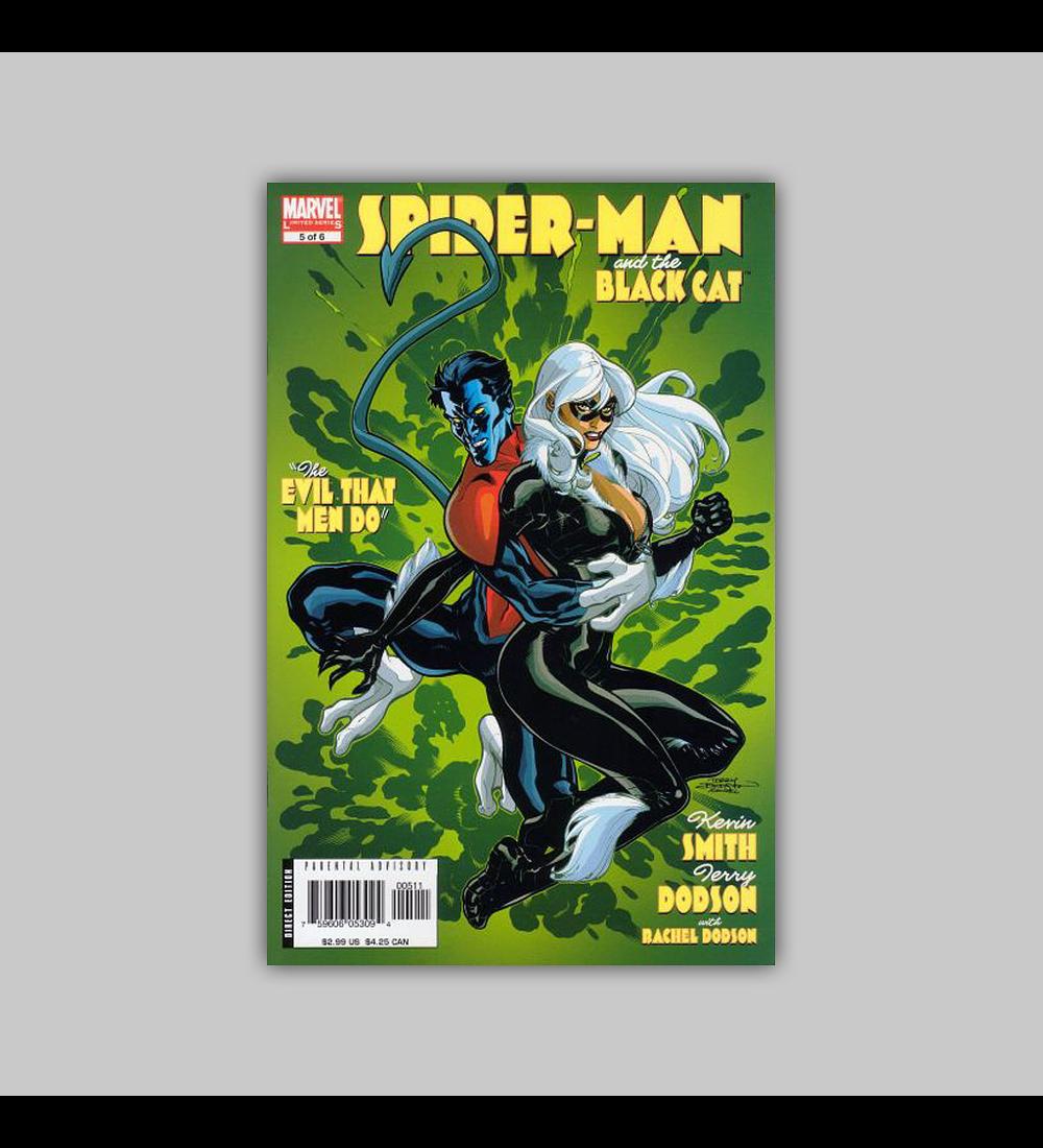 Spider-Man/Black Cat: The Evil that Men Do 5 2006