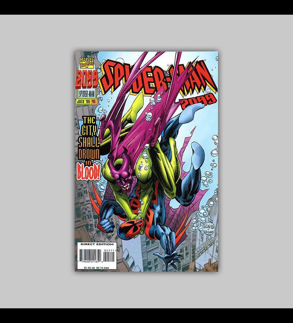 Spider-Man 2099 45 1996