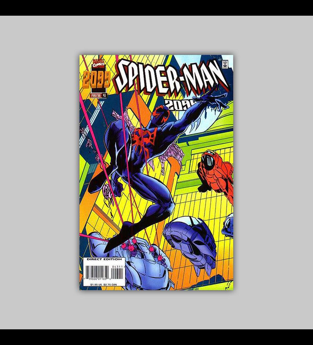 Spider-Man 2099 43 1996