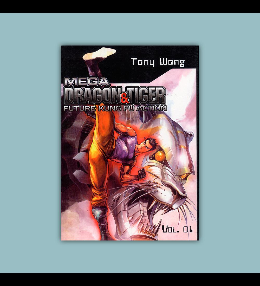 Mega Dragon & Tiger Kung Fu Action Vol. 01 2002