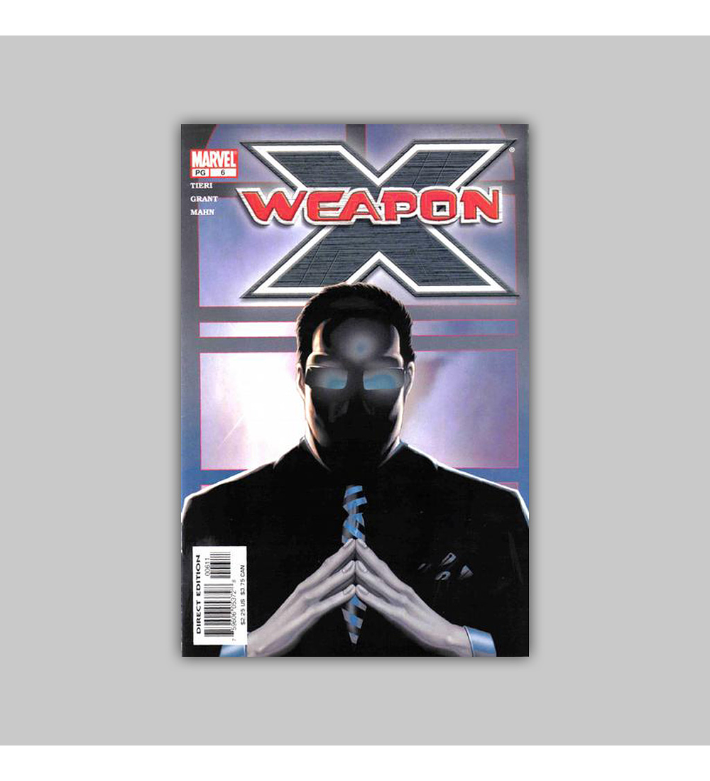 Weapon X 6 2003