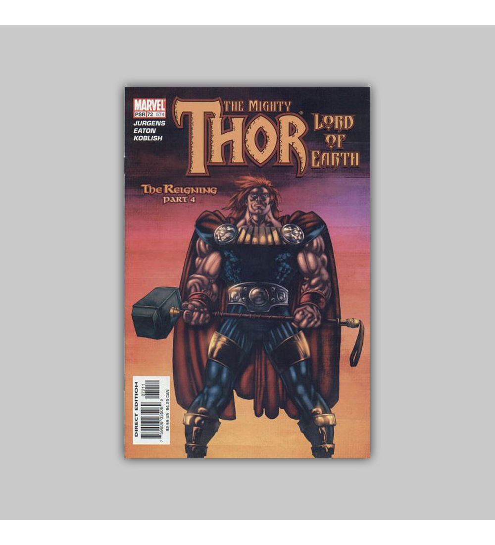 Thor (Vol. 2) 72 2004