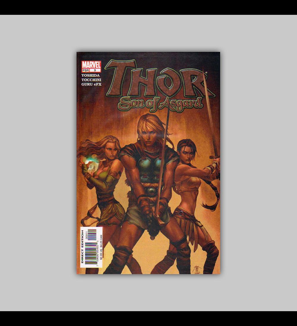Thor: Son of Asgard 9 2004