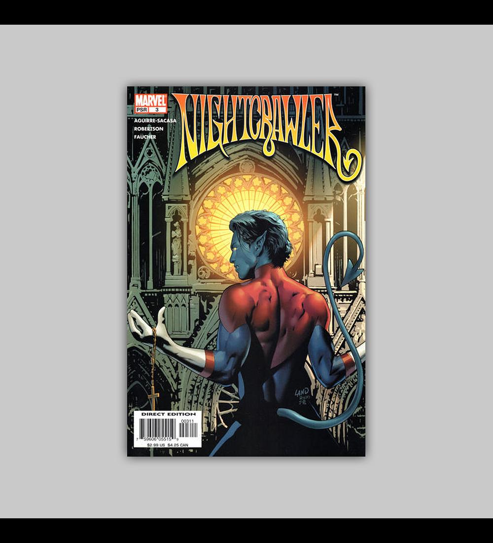 Nightcrawler (Vol. 2) 3 2005