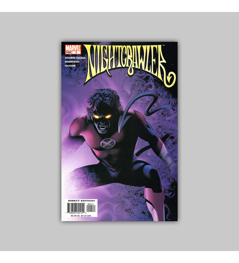Nightcrawler (Vol. 2) 4 2005