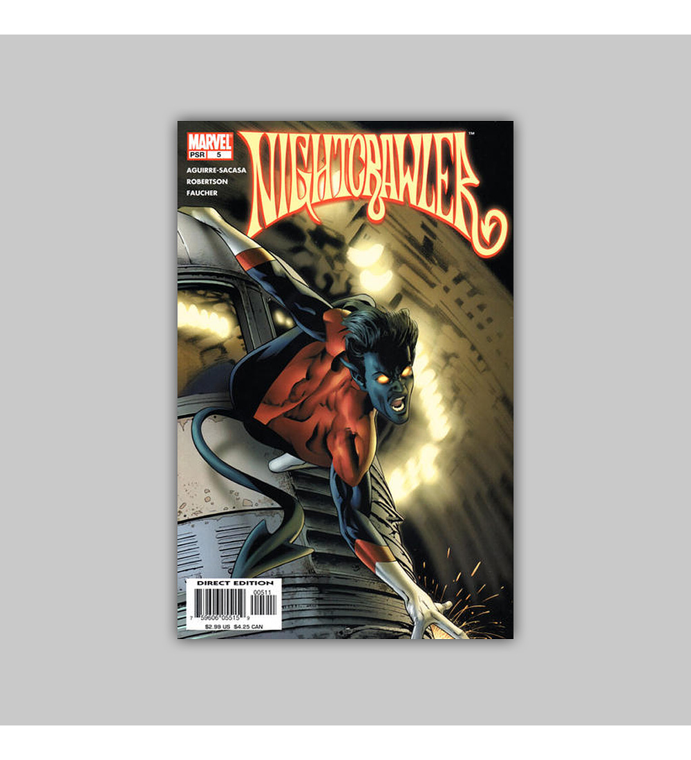 Nightcrawler (Vol. 2) 5 2005