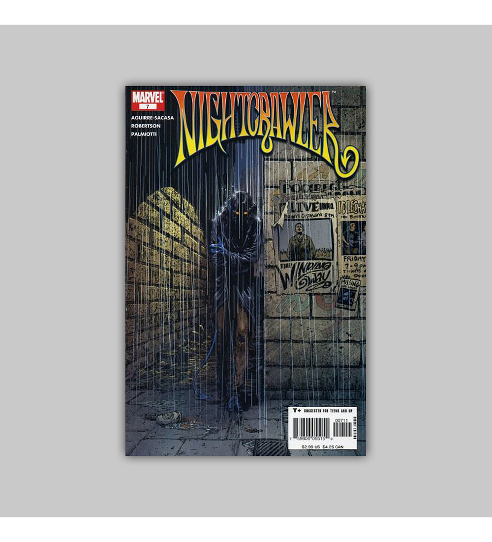 Nightcrawler (Vol. 2) 7 2005