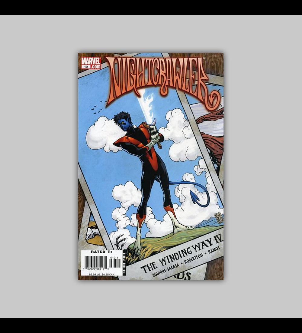 Nightcrawler (Vol. 2) 10 2005