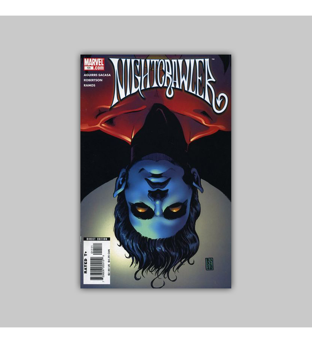 Nightcrawler (Vol. 2) 11 2005