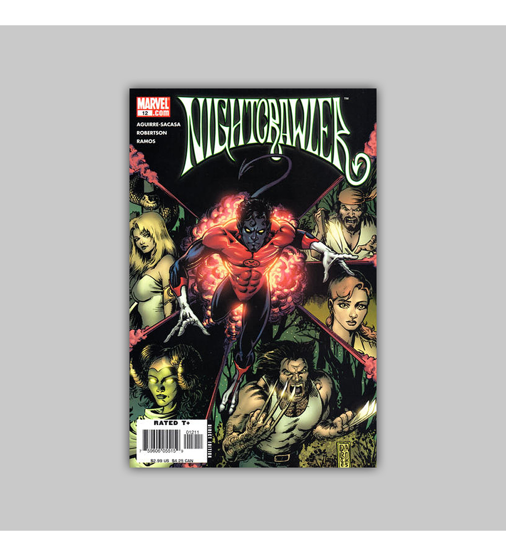 Nightcrawler (Vol. 2) 12 2006