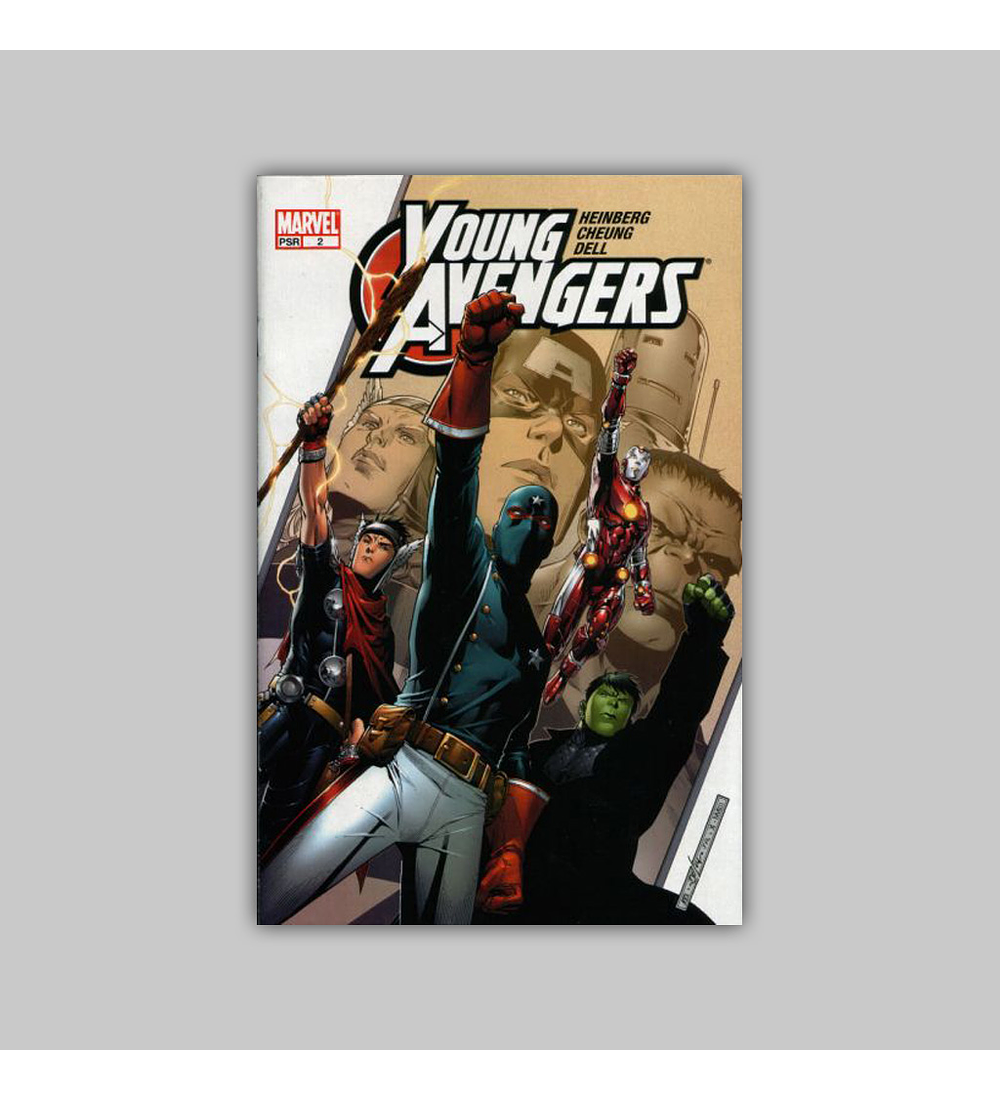 Young Avengers 2 2005