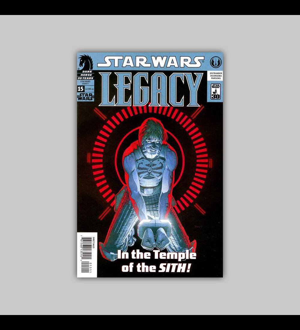 Star Wars: Legacy 15 2007