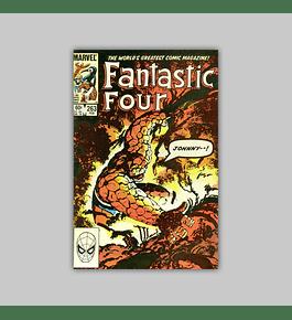 Fantastic Four 263 1984