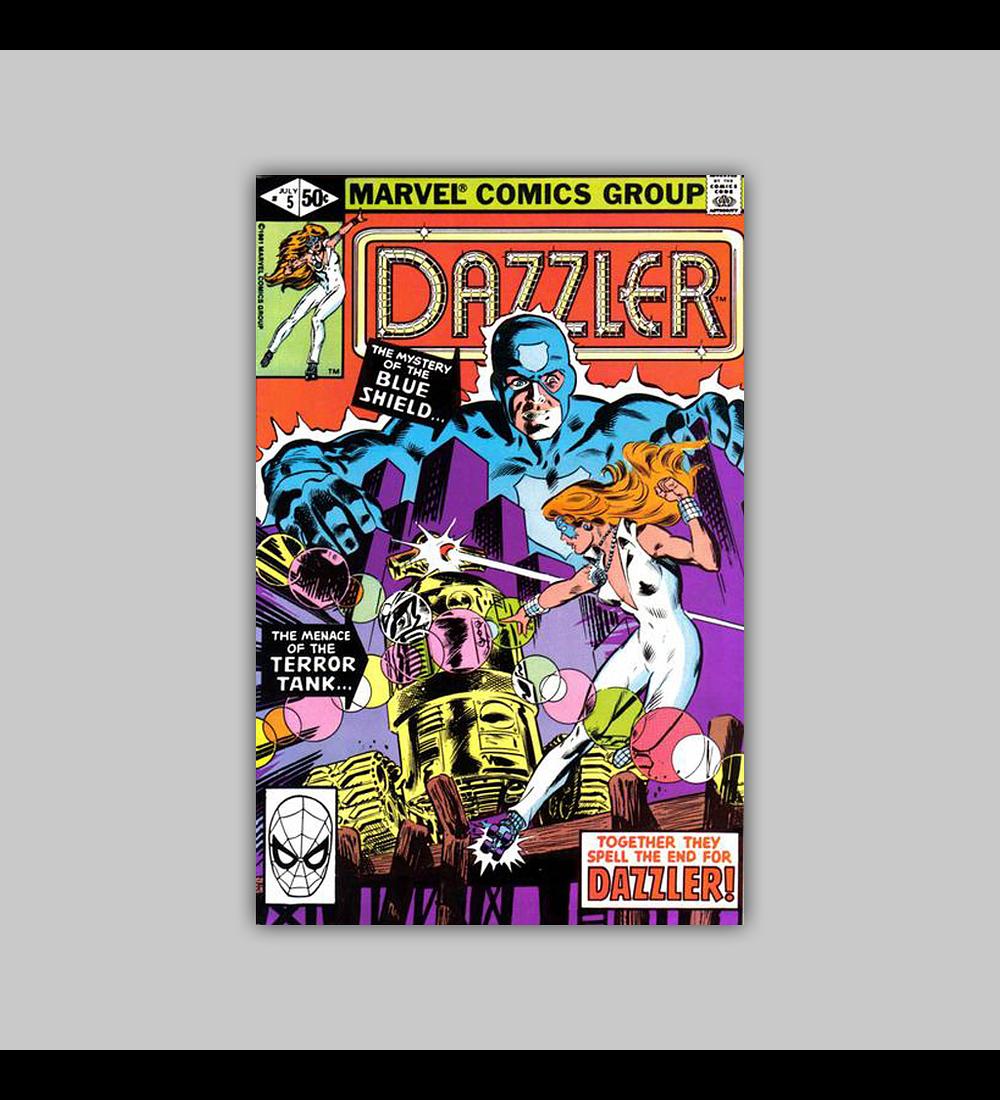 Dazzler 5 1981