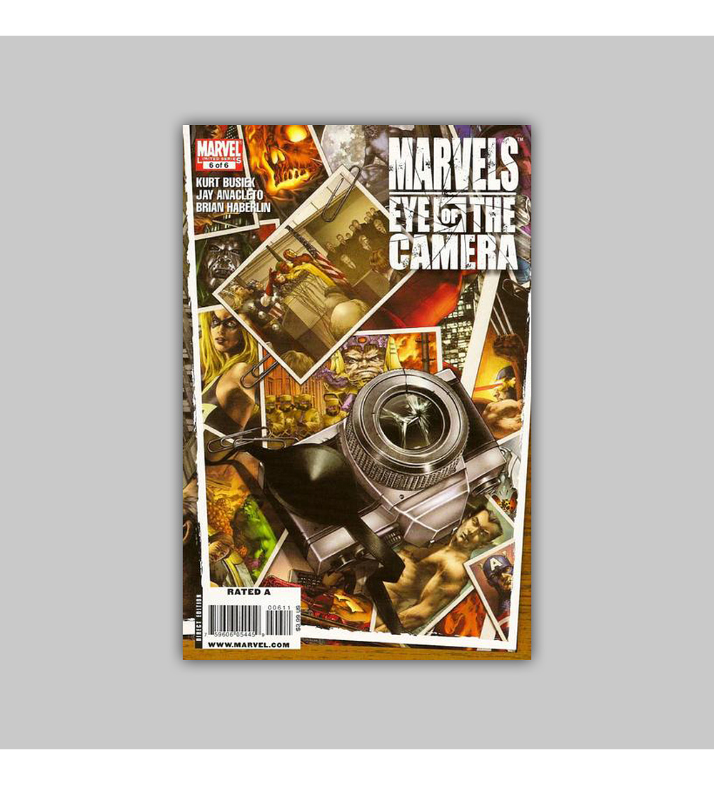 Marvels: Eye of the Camera 6 2010