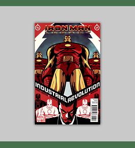 Iron Man: Legacy 6 2010