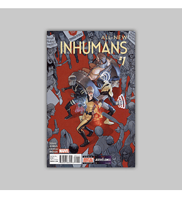 All-New Inhumans 1 2016