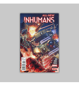 All-New Inhumans 4 2016