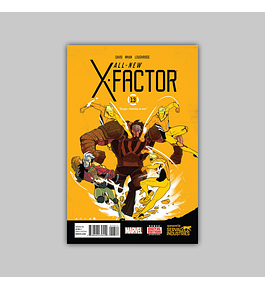 All-New X-Factor 13 2014