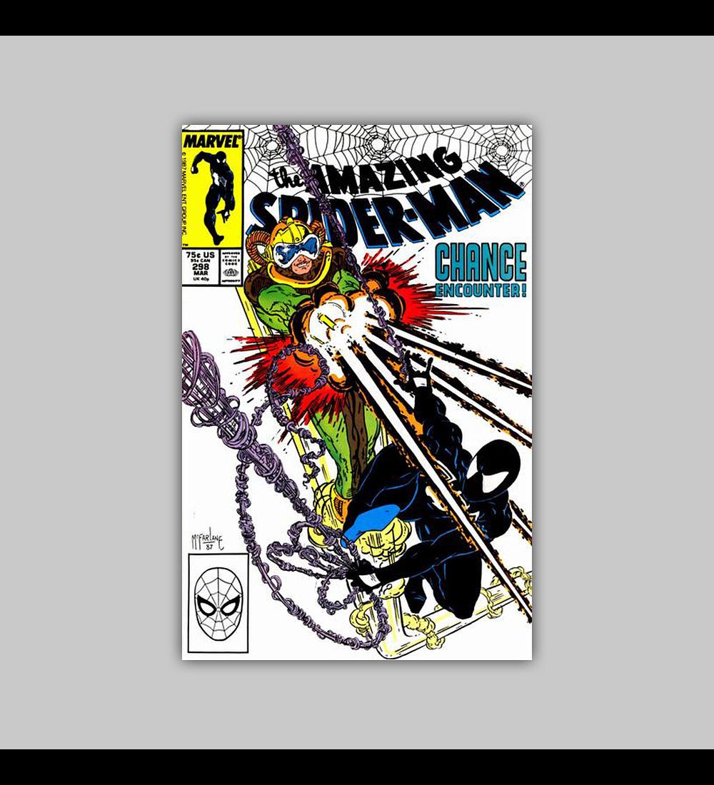 Amazing Spider-Man 298 NM- (9.2) 1988