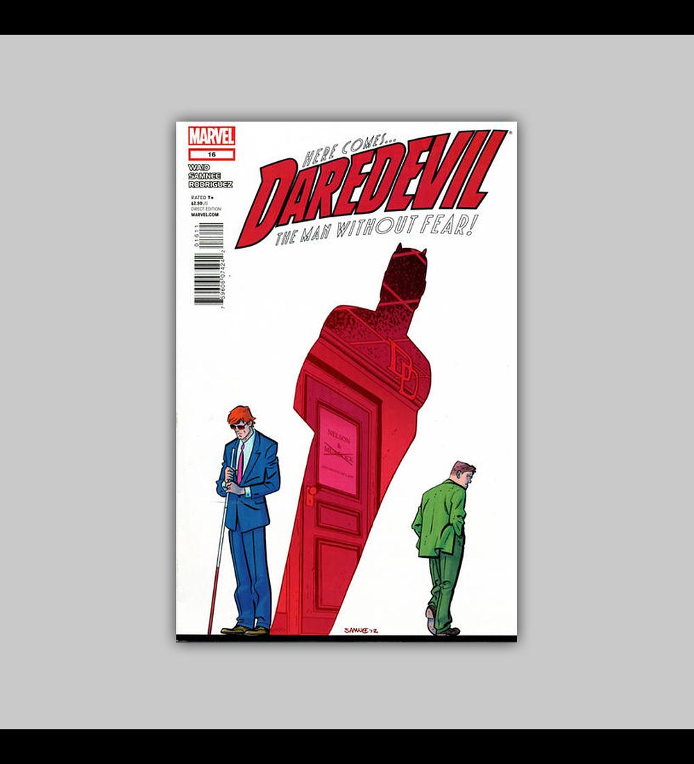 Daredevil (Vol. 3) 16 2012