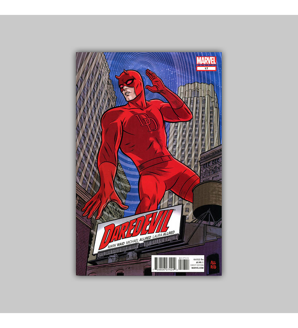 Daredevil (Vol. 3) 17 2012