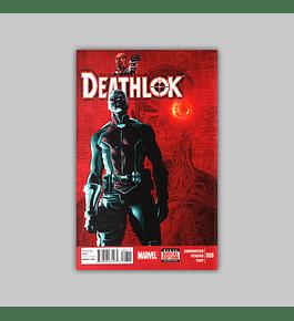 Deathlok (Vol. 3) 8 2015