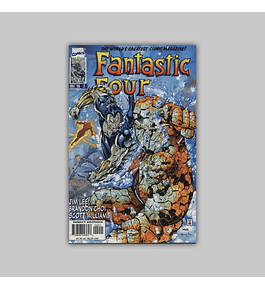 Fantastic Four (Vol. 2) 2 1996