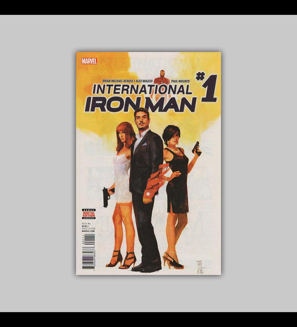 International Iron Man 1 2016