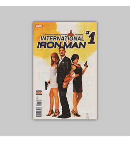 International Iron Man 1 2016