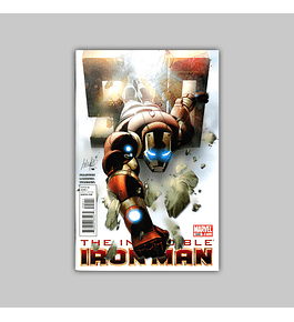Invincible Iron Man 500 2011