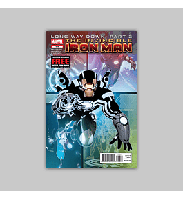 Invincible Iron Man 518 2012