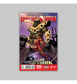 Iron Man (Vol. 5) 13 2013