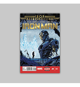 Iron Man (Vol. 5) 22 2014