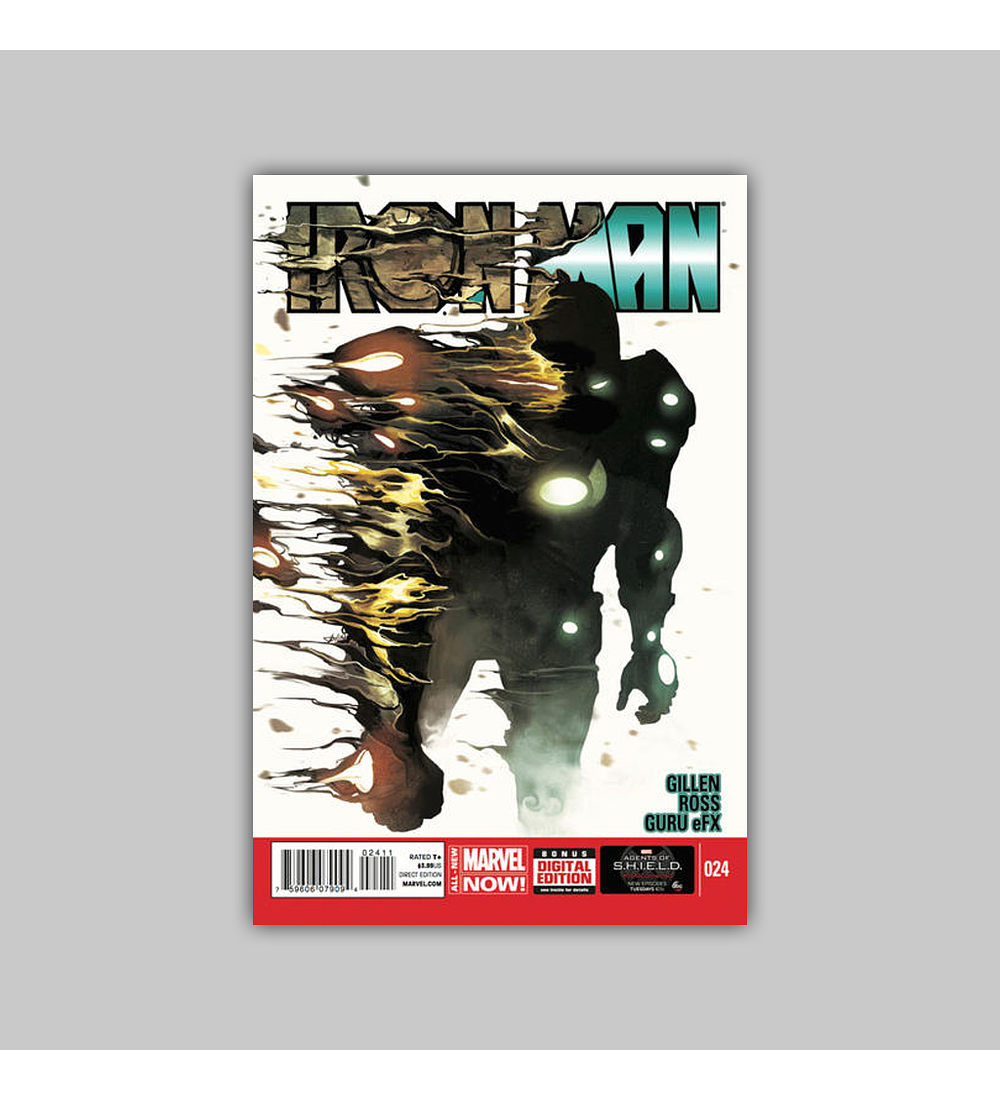 Iron Man (Vol. 5) 24 2014