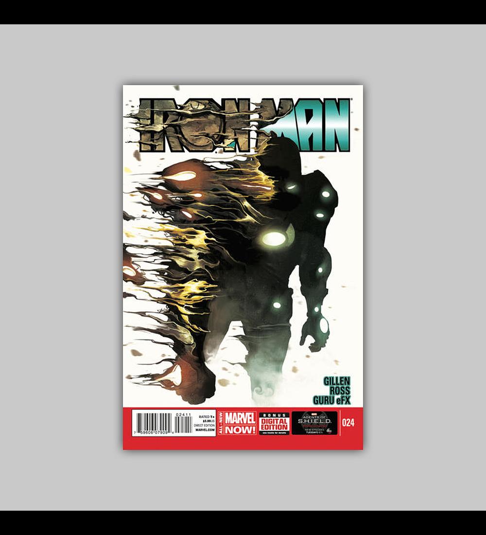 Iron Man (Vol. 5) 24 2014