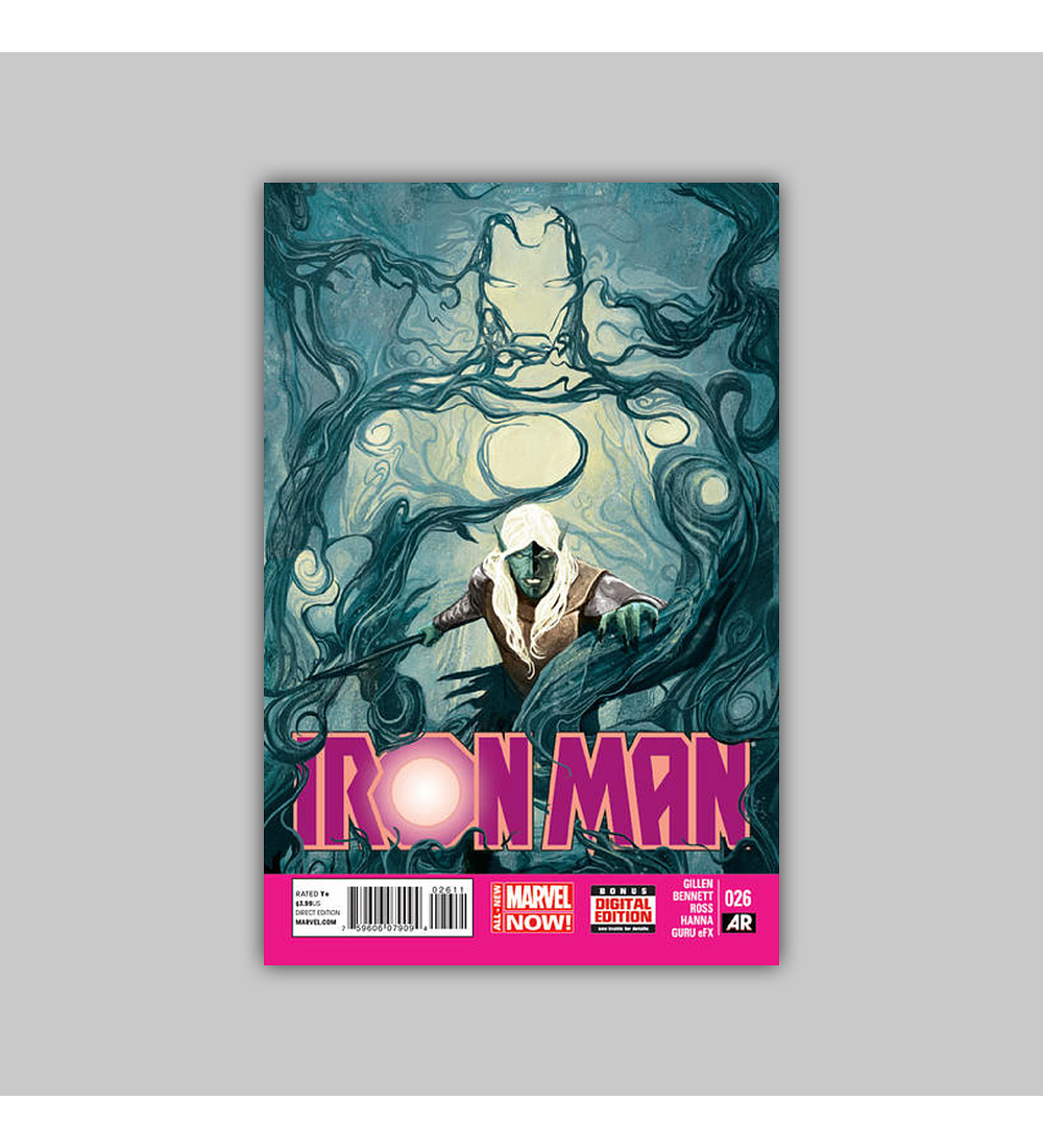 Iron Man (Vol. 5) 26 2014