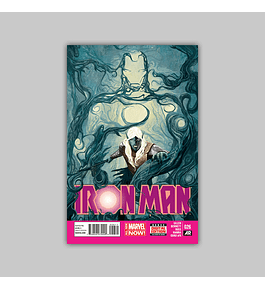 Iron Man (Vol. 5) 26 2014