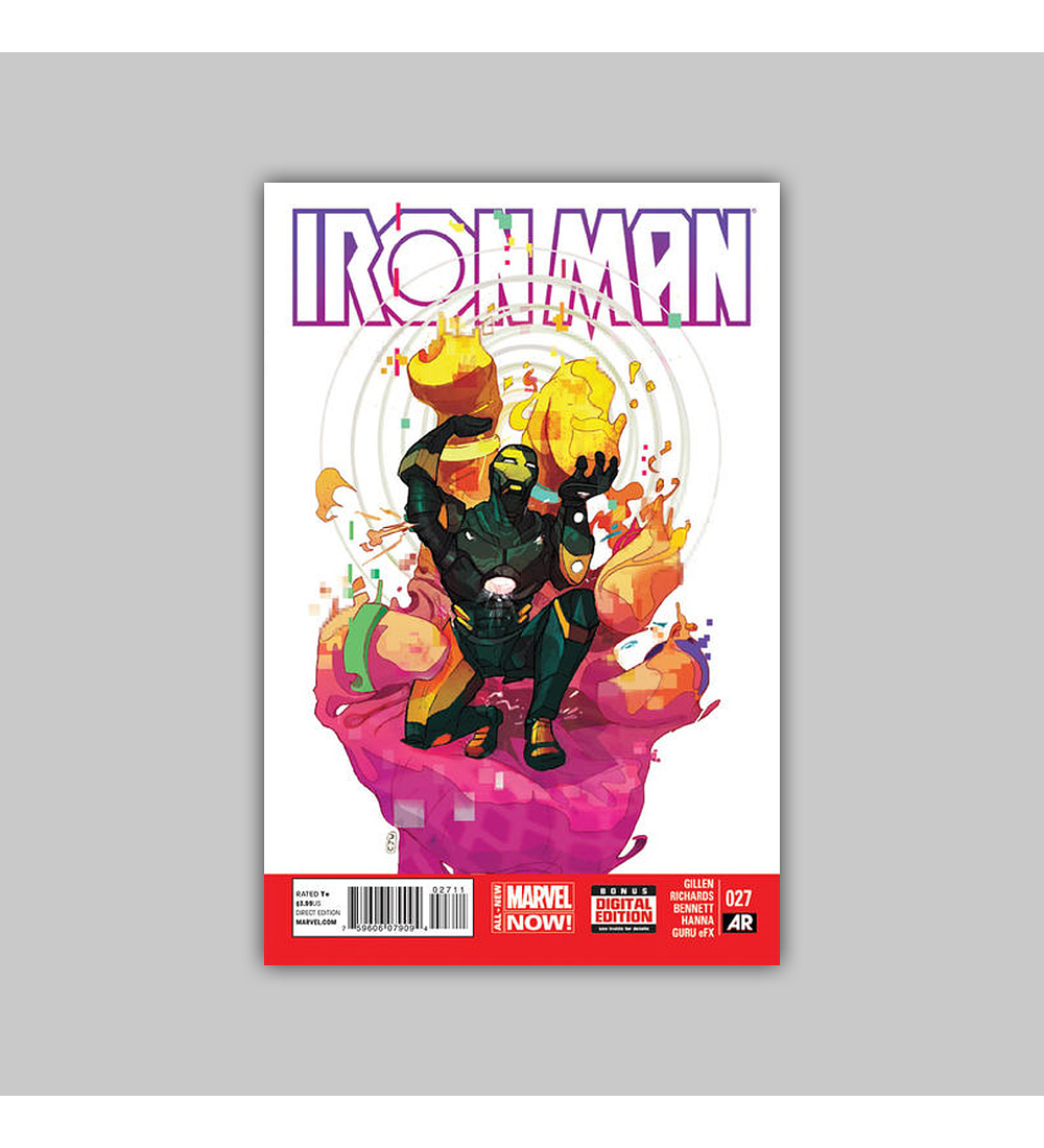 Iron Man (Vol. 5) 27 2014