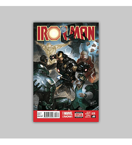 Iron Man (Vol. 5) 28 2014